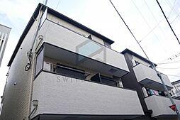 NOVA VIA[1階]の外観