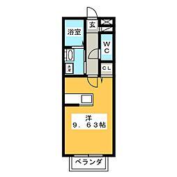 男川駅 4.3万円
