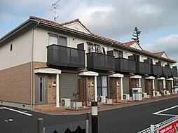 ラフィーネ小松[103号室]の外観