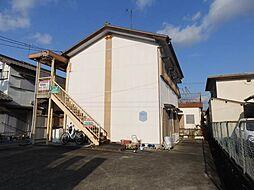 桑山ハイツ[2階]の外観
