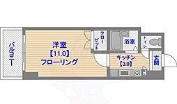 中洲川端駅 3.3万円