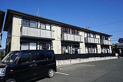 ディアコート大崎 A棟[1階]の外観