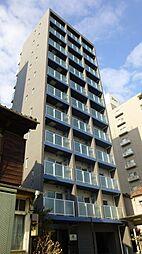 神奈川県横浜市神奈川区子安通3丁目の賃貸マンションの外観
