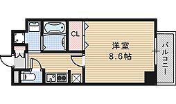カンフォーラ松崎[306号室]の間取り