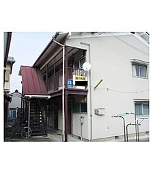 堀ノ内荘[203号室]の外観