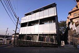 エフパークレジデンス妙蓮寺[1階]の外観