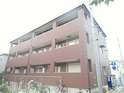 千葉県浦安市富士見1丁目の賃貸アパートの外観