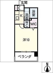 仮)則武二丁目マンション[10階]の間取り