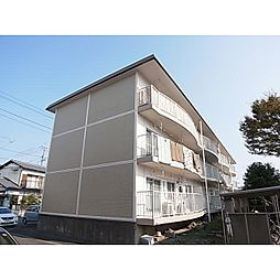 静岡県静岡市駿河区広野3丁目の賃貸マンションの外観
