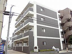 東京都小平市仲町の賃貸マンションの外観