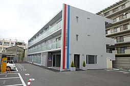 ルフランソレイユ[3階]の外観