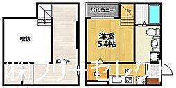 cink etoiles yoshizuka (サンク エトワール)[2階]の間取り