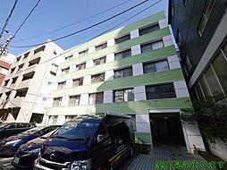 東京都千代田区麹町3丁目の賃貸マンションの外観