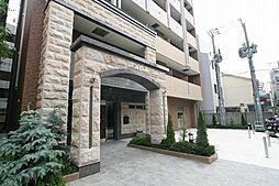 大阪府大阪市淀川区東三国5丁目の賃貸マンションの外観