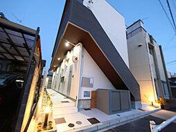 愛知県名古屋市南区道徳新町9丁目の賃貸アパートの外観