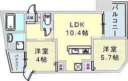 兵庫駅 11.5万円