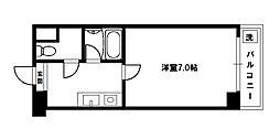 ニューカントリーハイムパート5[3階]の間取り