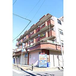 東京都足立区辰沼1丁目の賃貸マンションの外観