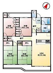 入間扇町屋団地17号棟