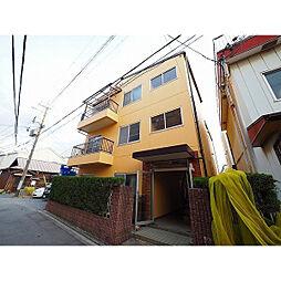 松川マンション1号館[201号室]の外観