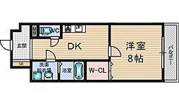 ASTIA-5[5階]の間取り