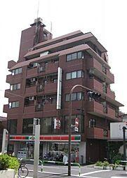 サンフラット[4階]の外観