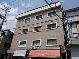 下村マンションの外観
