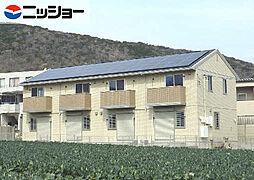 [タウンハウス] 愛知県田原市田原町大沢下 の賃貸【/】の外観