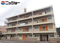 スペースタウン[2階]の外観