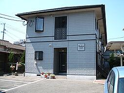 サンハイム日永田[201号室]の外観
