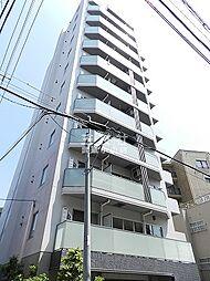ダイヤモンドタワー西小山[10階]の外観