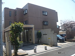 大阪府東大阪市本町の賃貸マンションの外観