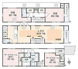 東京都新宿区左門町