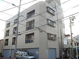 錦ハイツ[3階]の外観