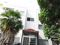 大阪府四條畷市南野2丁目の賃貸マンションの外観