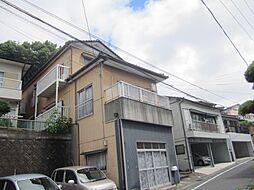 佐藤アパート[202号室]の外観