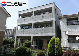 松屋Sweet Villa[3階]の外観