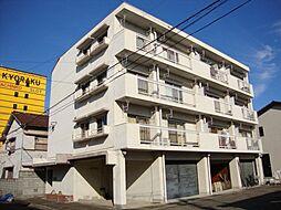 愛知県名古屋市瑞穂区土市町2丁目の賃貸マンションの外観