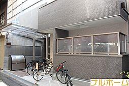 大阪府大阪市平野区平野本町4丁目の賃貸アパートの外観
