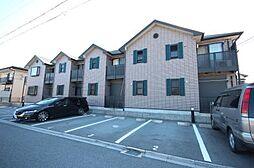 愛知県名古屋市中川区戸田明正1丁目の賃貸アパートの外観