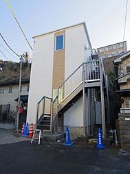 アリエッタ西横浜[2階]の外観