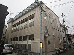 北海道札幌市東区北十四条東14丁目の賃貸アパートの外観