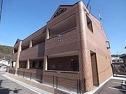 リバーサイド北神戸[101号室]の外観