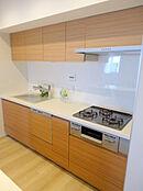 食洗機付きキッチンです。