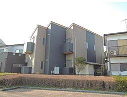 神奈川県茅ヶ崎市十間坂1丁目の賃貸アパートの外観