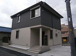 [一戸建] 大阪府茨木市橋の内3丁目 の賃貸【/】の外観