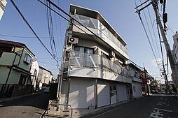 サンパレス21門戸[3階]の外観