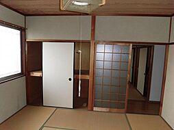 上物内部、和室...