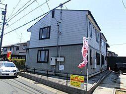 愛知県あま市森8丁目の賃貸アパートの外観