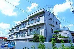 東京都国分寺市戸倉2丁目の賃貸マンションの外観